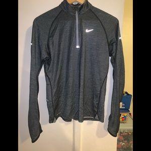 Women's Nike Dri Fit Running Pullover L